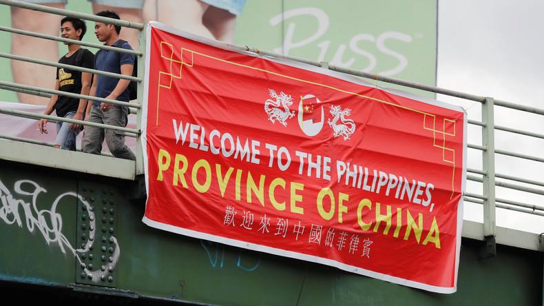 Chinesischer Botschafter in Manila: Philippinen weder jetzt, noch irgendwann eine Provinz Chinas