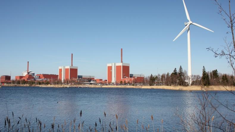 Brand am Kernkraftwerk Olkiluoto in Finnland - zwei Reaktoren abgestellt