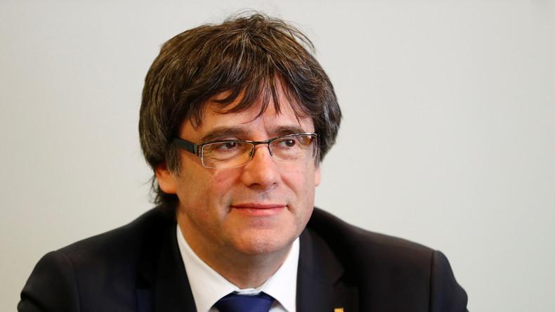 Spanische Justiz verzichtet auf Auslieferung Puigdemonts