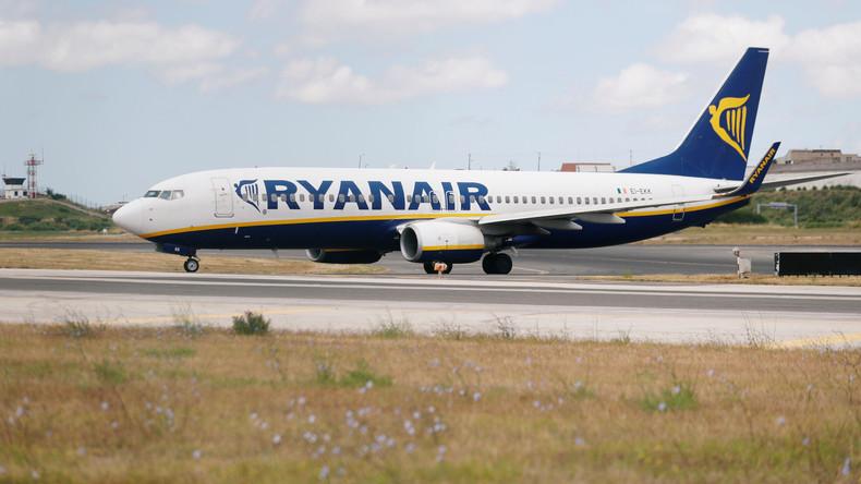 Streik bei Ryanair trifft 100.000 Passagiere