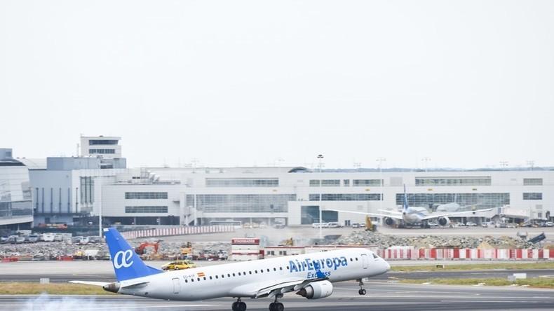 Belgischer Luftraum gesperrt - Tausende Passagiere betroffen