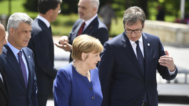 Serbien ringt um Kosovo-Lösung: Wichtige Akteure der Weltpolitik schicken neue Botschafter