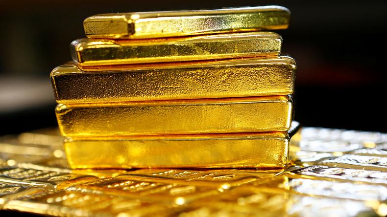 Um Reserven vor US-Sanktionen zu schützen: Venezuela will sein Gold in der Türkei scheiden lassen