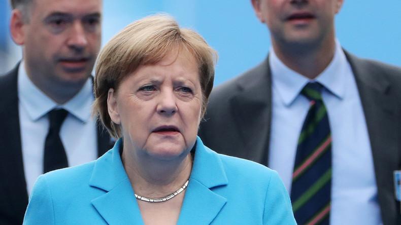 LIVE: Bundeskanzlerin Angela Merkel gibt Pressekonferenz in Berlin