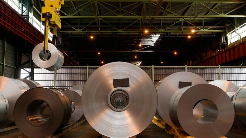 Wenn EU und USA sich streiten: Brüsseler Strafzölle gelten auch für ukrainische Metallimporte
