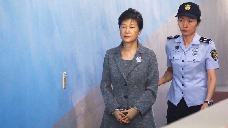 Südkoreas Ex-Präsidentin Park zu weiteren acht Jahren Haft verurteilt