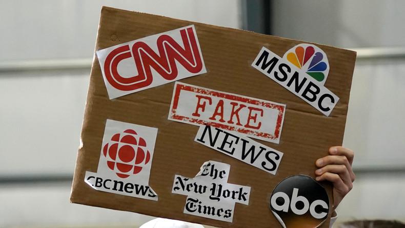 Medien patzen beim Agenda Setting: Für US-Bürger ist Russland gar kein Thema