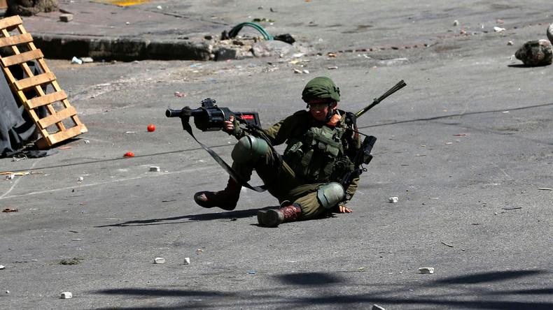 Israelischer Soldat bei Schüssen an Gaza-Grenze getötet