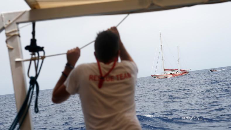 Italien greift Marinemission der EU an
