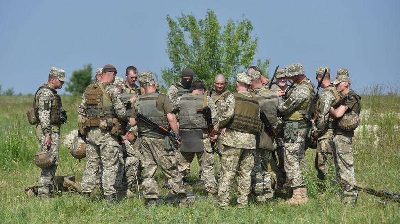 Pentagon unterstützt ukrainisches Militär mit 200 Millionen US-Dollar