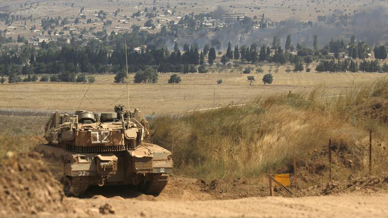 Zwischenfall nach Feuerpause an Grenze zwischen Israel und Gaza
