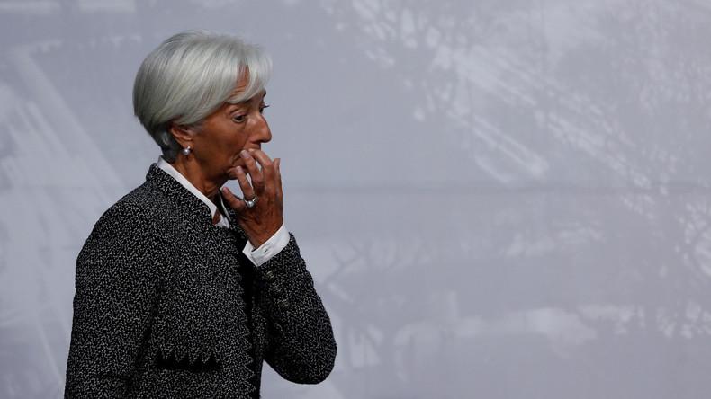 IWF warnt vor wirtschaftlichen Schäden durch Handelskonflikt