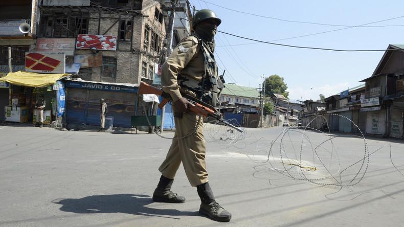 Indische Sicherheitskräfte töten drei Rebellen in Kaschmir