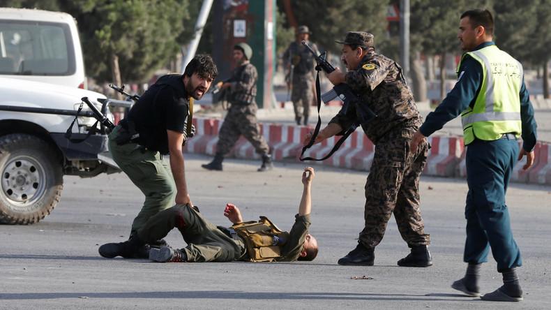 Mehrere Tote durch Explosion bei Rückkehr von Vizepräsident Abdul Raschid Dostum in Kabul