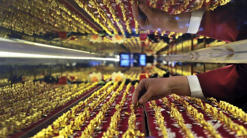 """Russland wirft US-Staatsanleihen ab und kauft dafür Gold - """"Um eigene Wirtschaft zu schützen"""""""