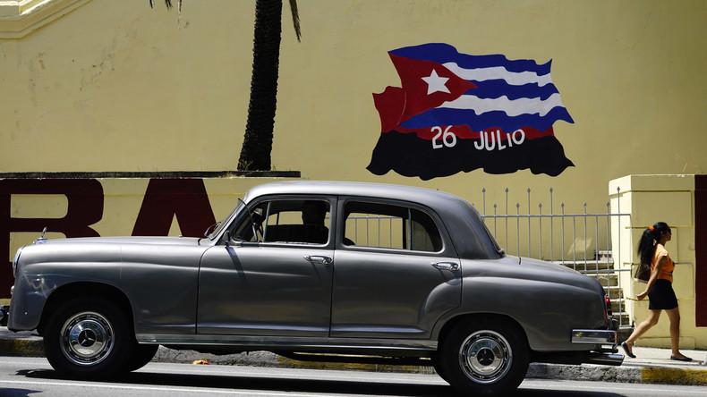 Kubas Parlament macht den Weg frei für die Ehe für alle