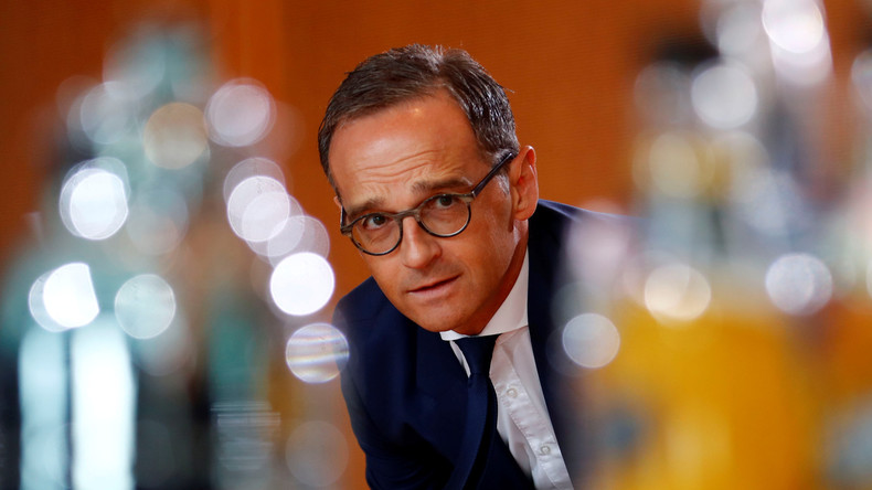 LIVE: Außenminister Heiko Maas und italienischer Amtskollege Milanesi geben Pressekonferenz