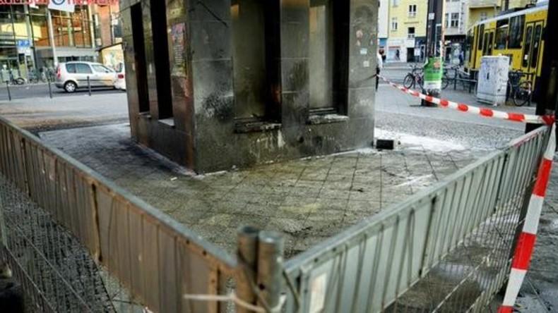 Berlin: Angezündete Obdachlose in Lebensgefahr