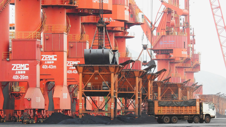Experte: Chinas Umstieg auf Erdgas wird Kohlepreise zum Absturz bringen