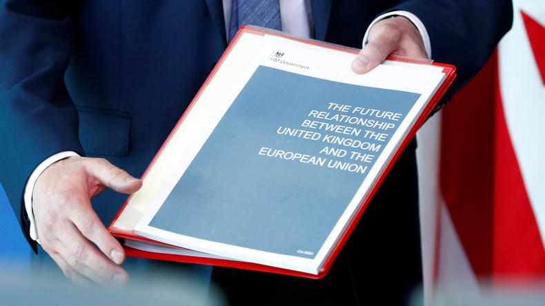 Ausstiegs-Verhandlungen stocken: Neuer Brexit-Minister stellt Schlussrechnung infrage