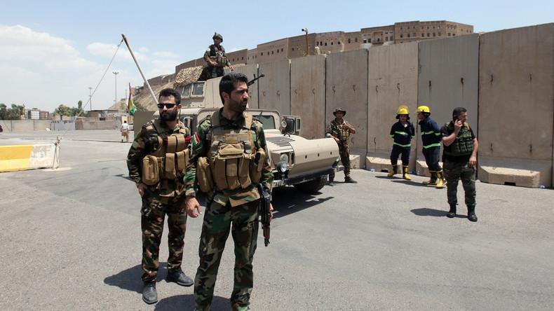 Angriff auf kurdische Provinzverwaltung im Irak - Angreifer tot