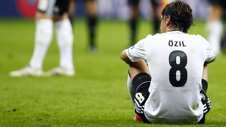 Özil hat fertig: Ein Land ohne Eier