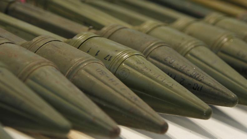 Für welchen Zweck erwerben die USA tausende MGs und Granatwerfer aus der Ukraine?