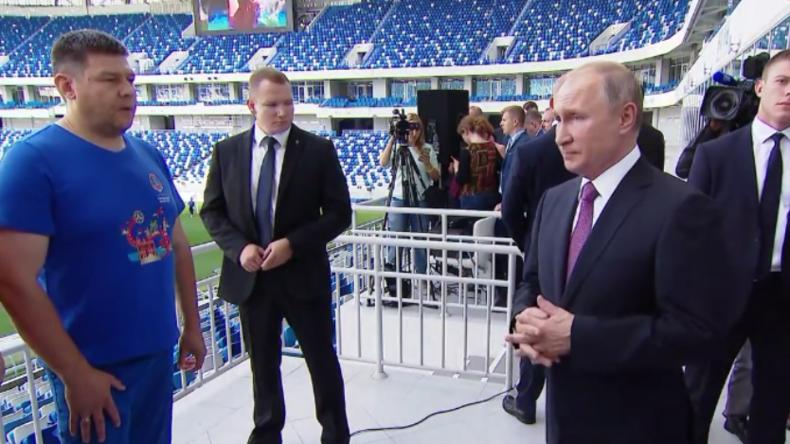"""Putin unglücklich über Anhebung des Renteneintrittalters in Russland - """"Es war jedoch unvermeidbar"""""""