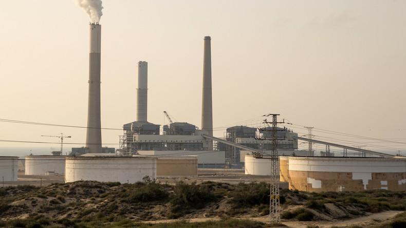 Kein Treibstoff mehr: Einziges Kraftwerk in Gaza abgeschaltet