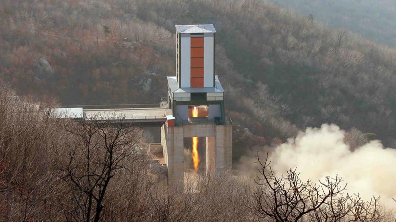 Nordkorea: Abbau von Raketen-Startanlage Sohae durch Satelliten-Aufnahmen bestätigt