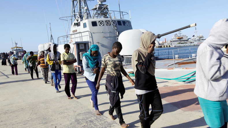 Flüchtlinge aus Sahelzone: Europas neue Migrationspolitik zerstört Afrika