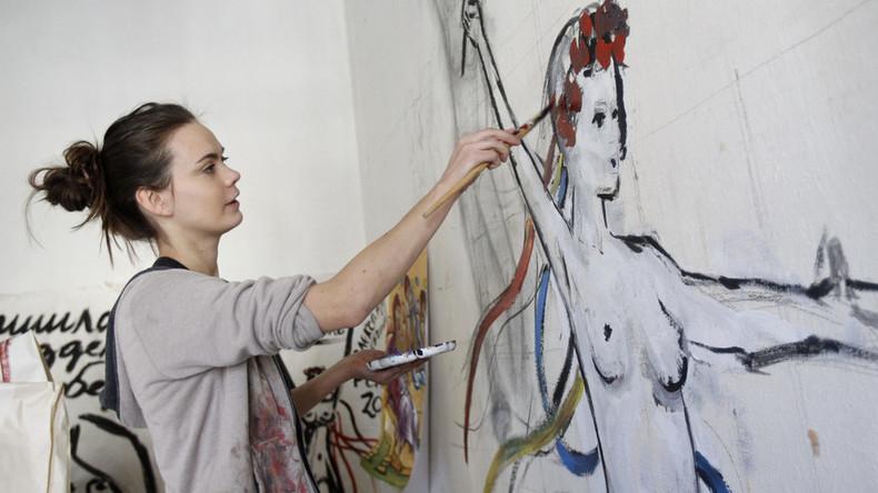 """""""Ihr seid Fake"""": Femen-Gründerin rechnet vor ihrem Selbstmord mit der Pariser Bohème ab"""