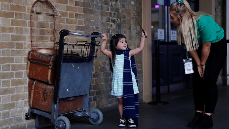 Wingardium Leviosa: Zauberstab von Harry Potter bringt Kindern Programmieren bei