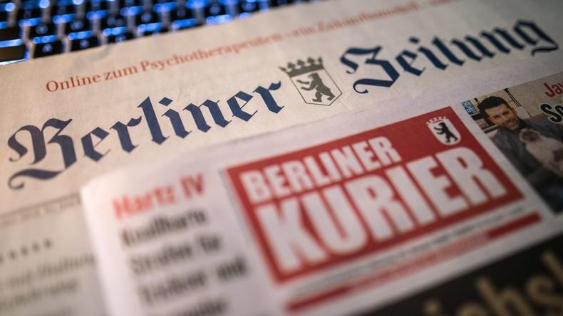 Springer und DuMont: Den beiden führenden Medienhäusern laufen die Zeitungskunden davon