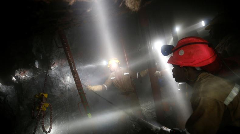 Das Ende des Goldes: Südafrikas Goldindustrie im Niedergang
