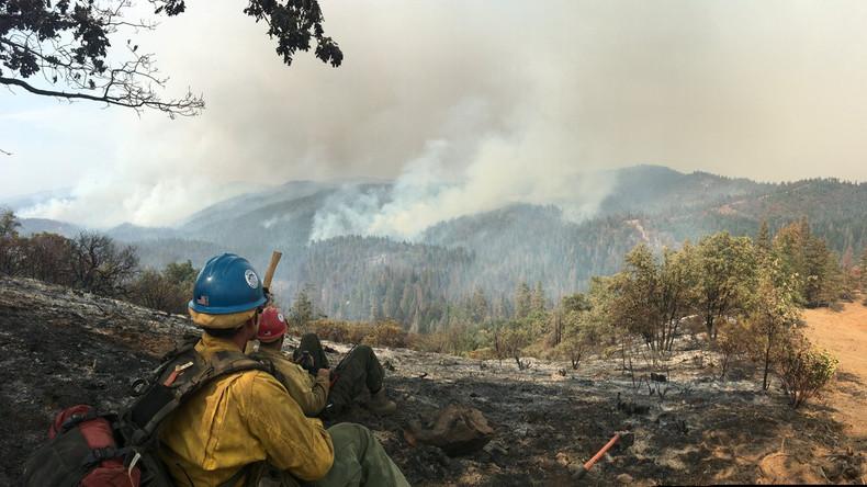 Brandgefahr: Berühmter Yosemite-Nationalpark teilweise gesperrt