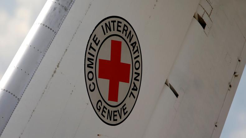 Saudis fangen Flugzeug des Roten Kreuzes über Jemen ab und zwingen es zur Landung