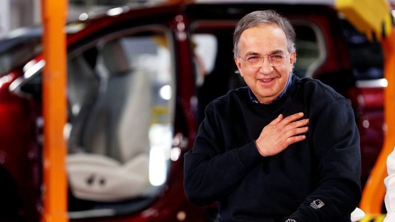 Ex-Fiat- und Ferrari-Chef Sergio Marchionne ist tot
