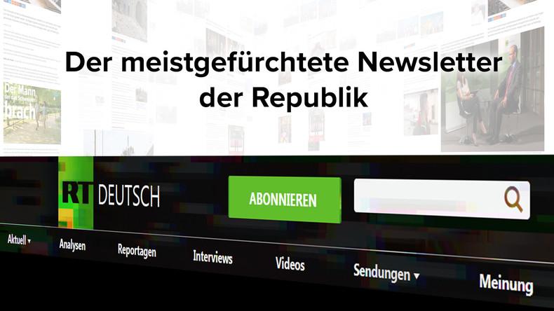 So bequem kommen Sie an unbequemen Journalismus: Jetzt unseren Newsletter abonnieren!