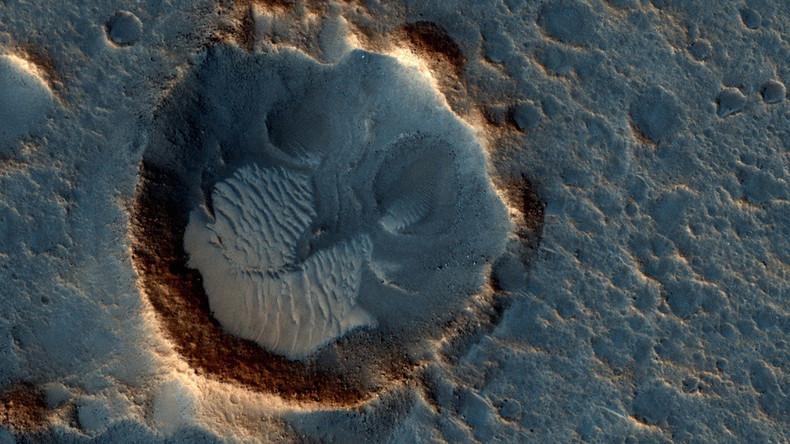 Spektakulärer Fund auf dem Mars: Forscher entdecken unterirdischen See mit flüssigem Wasser