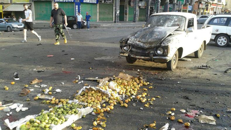 Zahl der Opfer bei IS-Terroranschlägen in Syrien steigt auf über 100