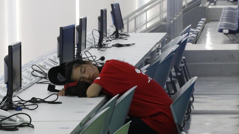 Bitte nicht stören: Beamtin gönnt sich täglich drei Stunden Büroschlaf - jahrelang