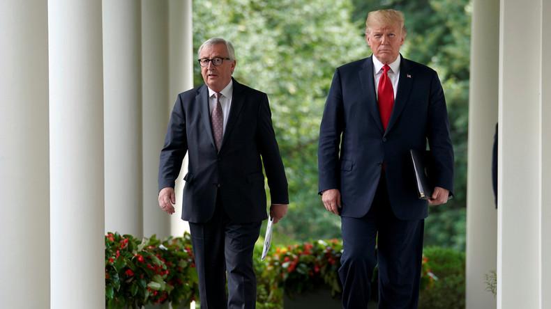 Durchbruch im Handelsstreit zwischen EU und USA