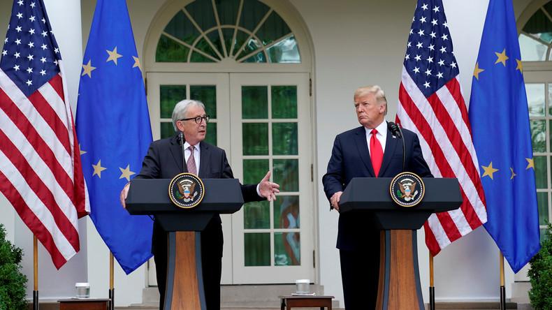 Handelsstreit beigelegt - aber nicht auf Augenhöhe: Trump erzwingt Zugeständnisse der EU