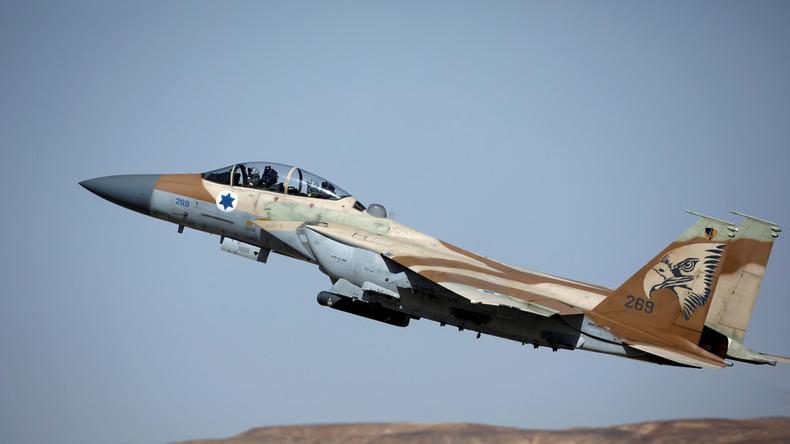 Auf Provokation nicht reingefallen: Russland dankt Israel für Schlag gegen IS auf syrischem Gebiet