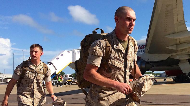 """""""Chinesische Bedrohung"""": USA verstärken Militärpräsenz in Australien"""