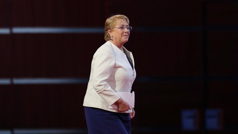 """Chiles Ex-Präsidentin: """"Es ist inakzeptabel, eine Präsidentin nach ihrer Kleidung zu beurteilen"""""""
