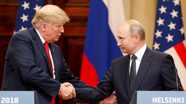 US-Wissenschaftler: Schuld für Konfrontation mit Russland liegt zu 95 Prozent bei USA