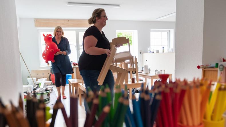 Kulturaustausch für die ganz Kleinen: Niedersachsen ruft erste christlich-muslimische Kita ins Leben