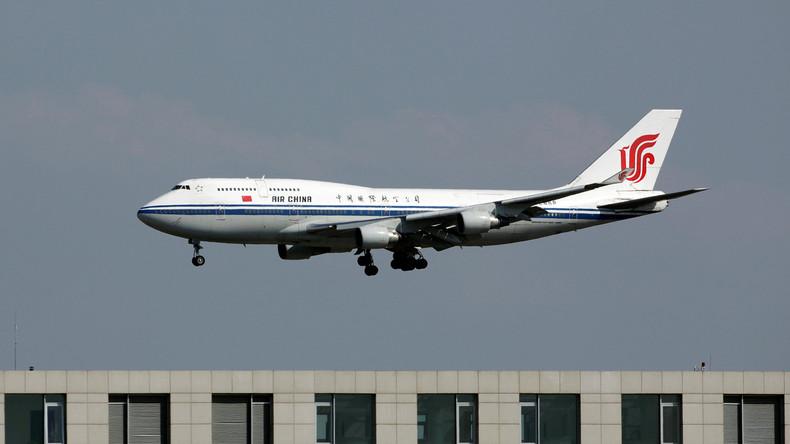 Paris: Air-China-Maschine kehrt wegen Terrorgefahr in Abflughafen zurück